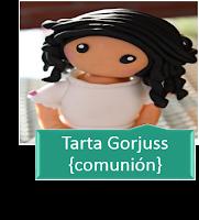 TARTA GORJUSS {COMUNIÓN}