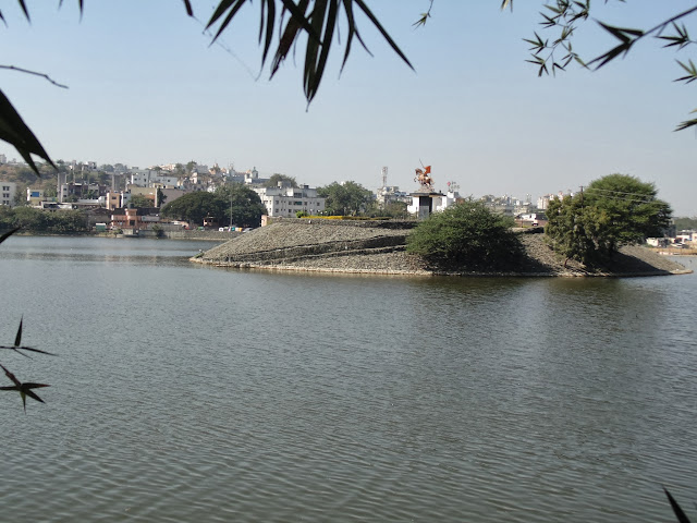 Katraj Lake - a unfamiliar Lake for bird watching