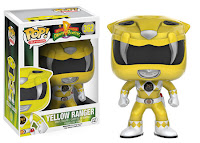 Funko Pop! Yellow Ranger