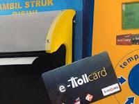 Serba Serbi E-Toll Card