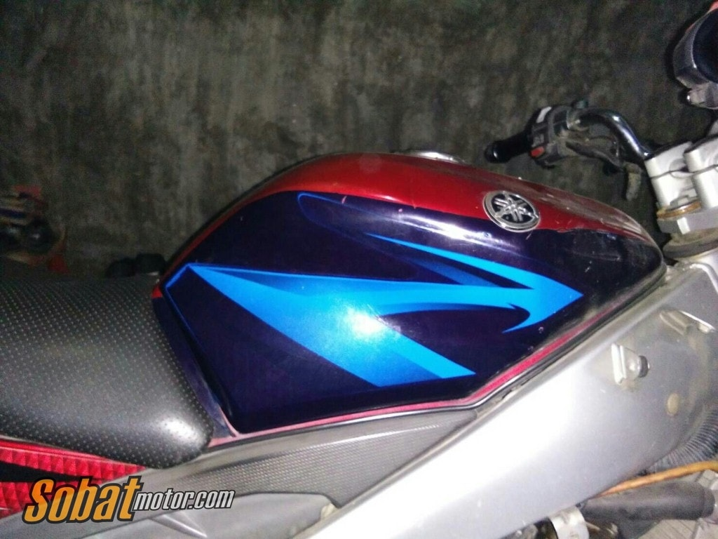Restorasi Yamaha Vixion 2007 generasi pertama, banyak yang harus dibugar sob !