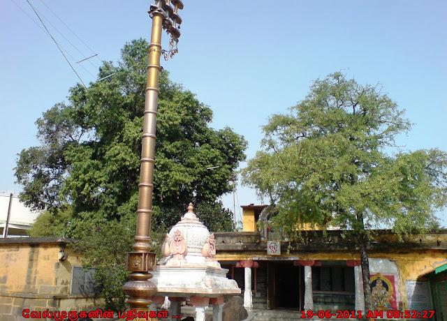 Uthiramerur Temples