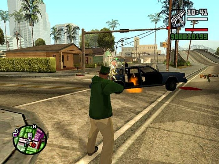 Gta san andreas for pc full version setup exe download.