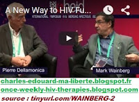 ViiV healthcare Mark Wainberg Tivicay interview AIDS dolutegravir cure