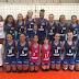 Sub-14 do vôlei feminino do Time Jundiaí perde em estreia de 5 sets