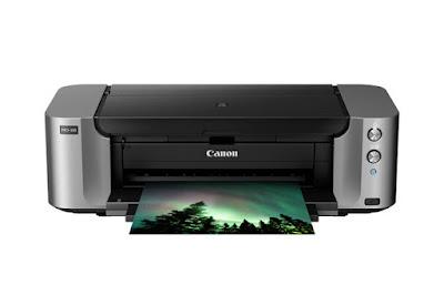 Canon PIXUS Pro-100ドライバーダウンロード