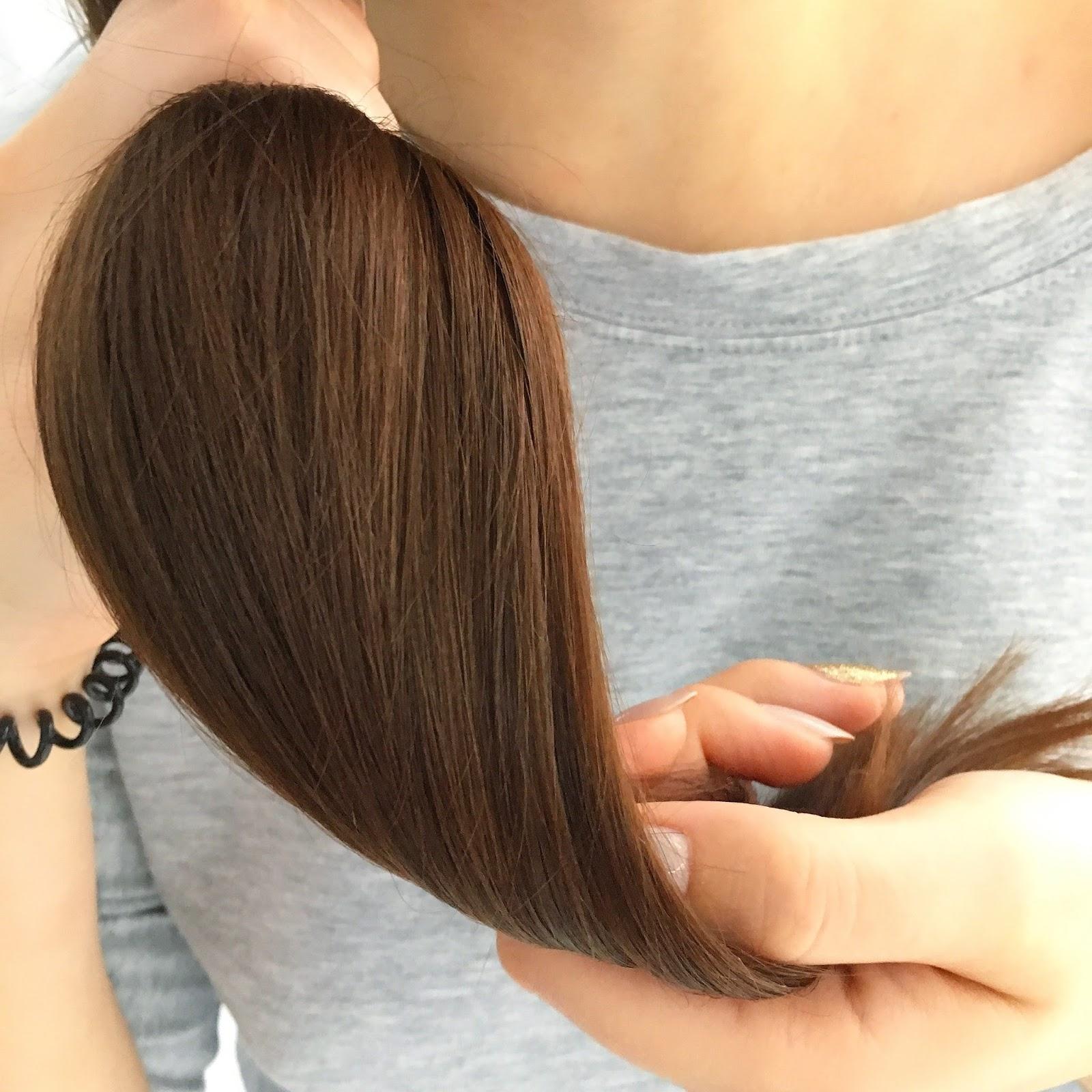 Podcinanie włosów maszynką, henna bezbarwna i inne poczynania na moich włosach
