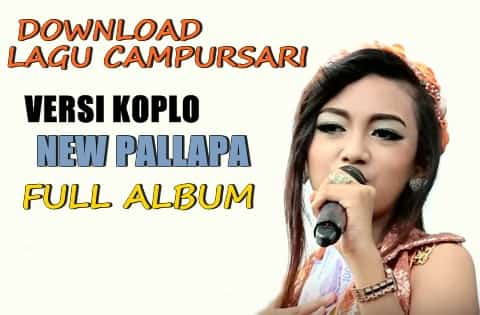 Download kumpulan lagu Campursari versi Koplo New Pallapa mp3