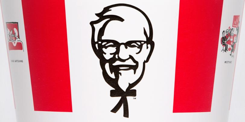 A History of the KFC Brand & the New Design!