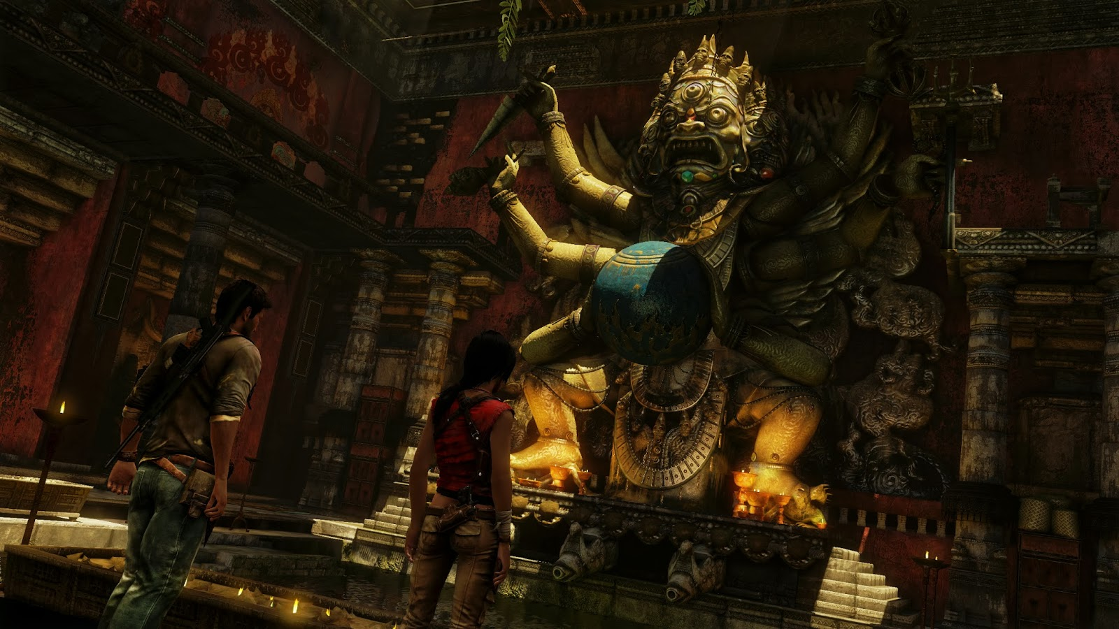 Hackett Out Games Of The Generation Uncharted 2 Among