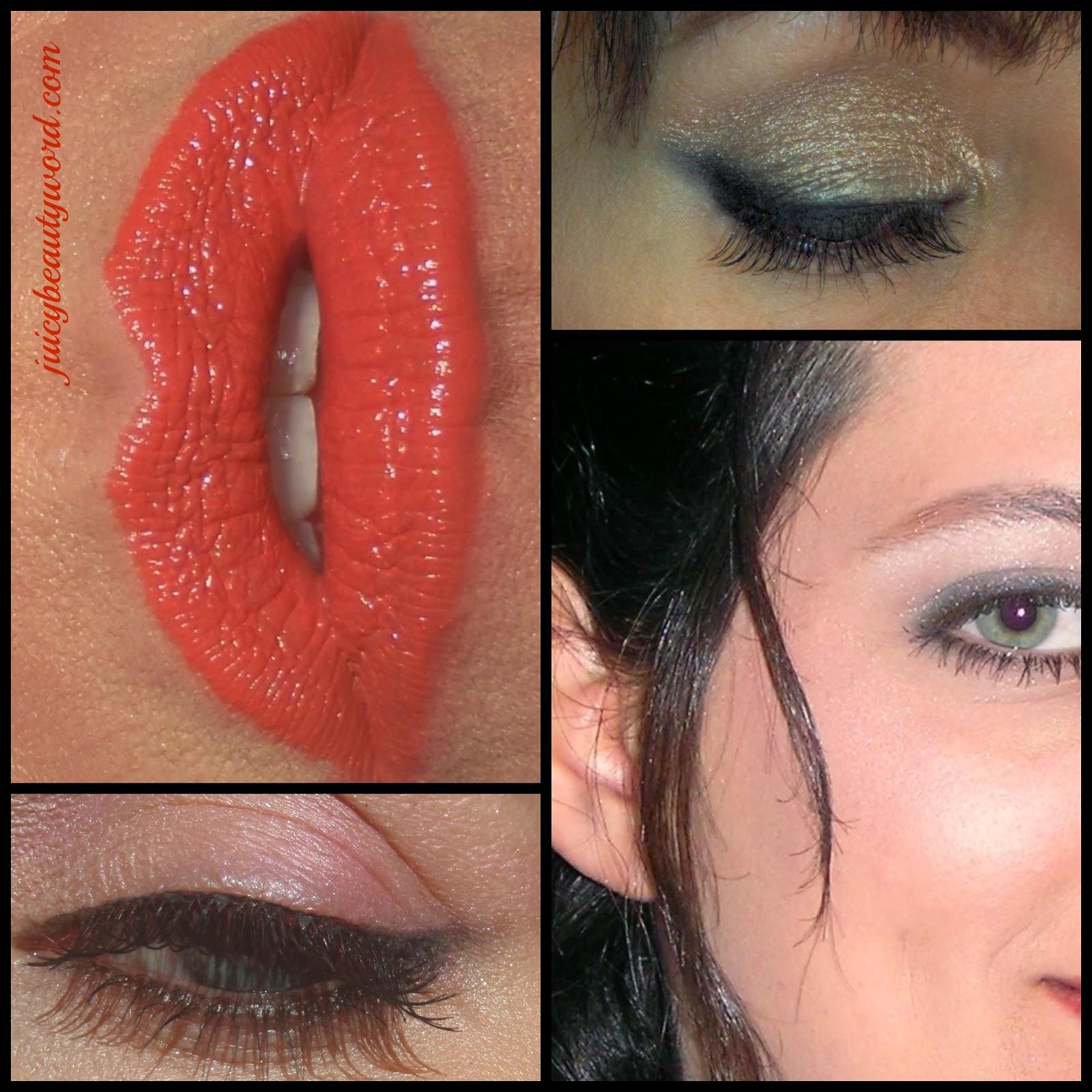 2014 Prom Makeup