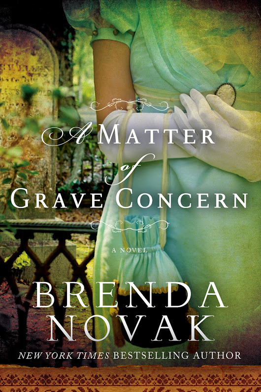A Matter of Grave Concern by Brenda Novak