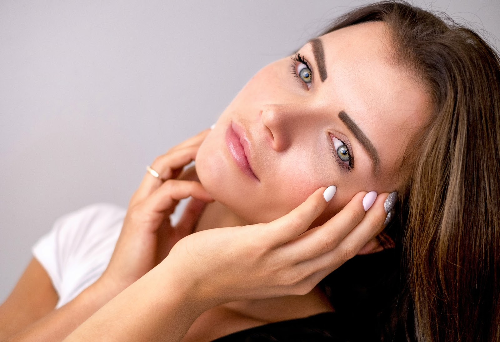 various types of facials treatments in beauty salon clinic