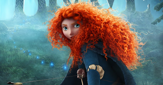This Day In Pixar History: Brave Theatrical Release