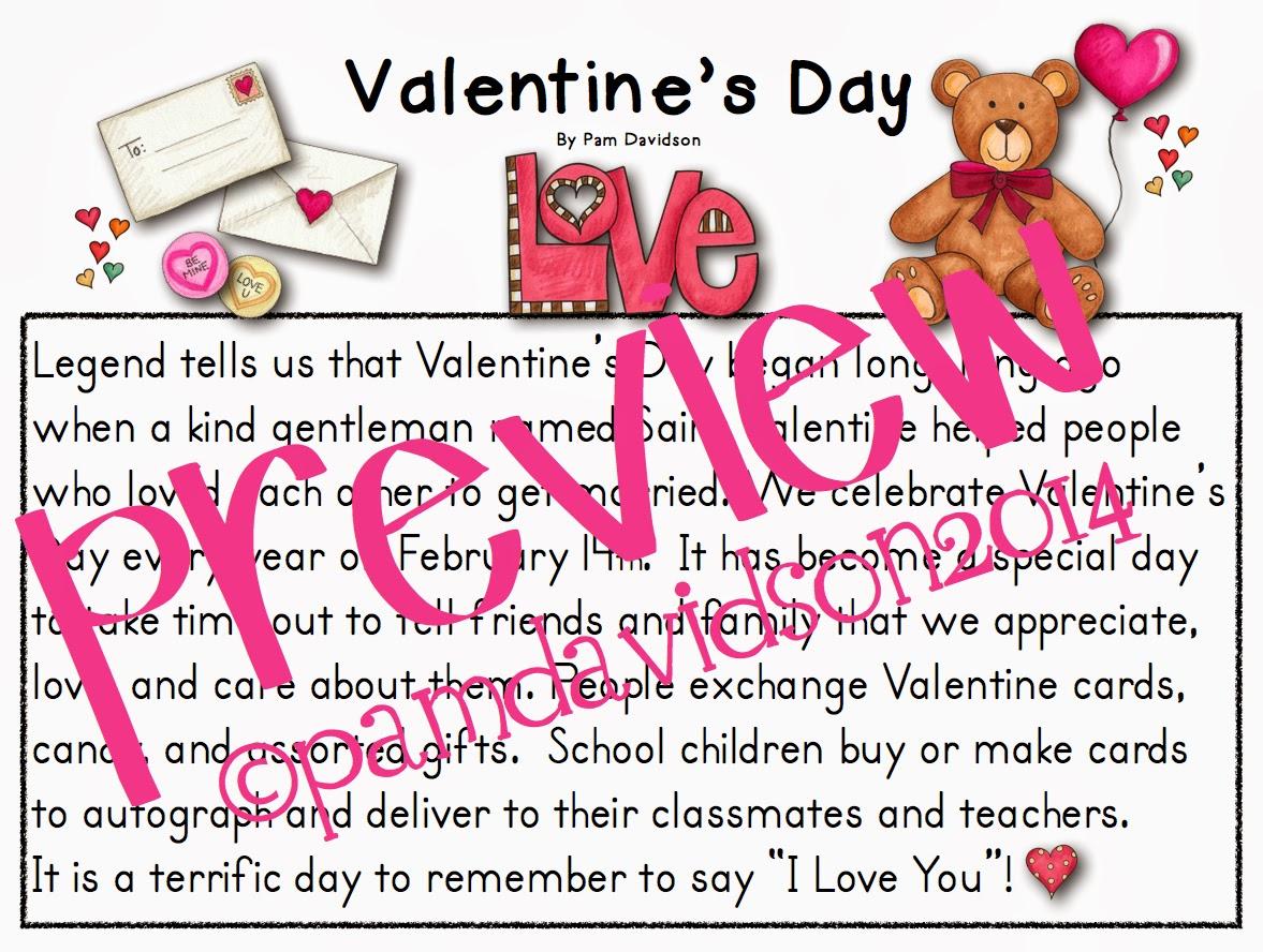 Valentine Close Reading
