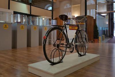 Exfiastur 2018, material del Museo Postal y Telegráfico