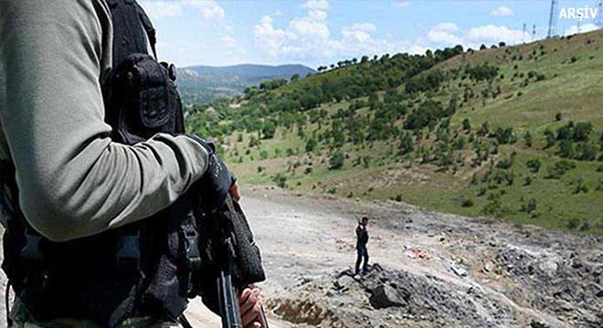 Gri listede aranan Sariye Amed kod adlı PKK'li öldürüldü