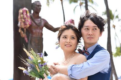 Waikiki Statue