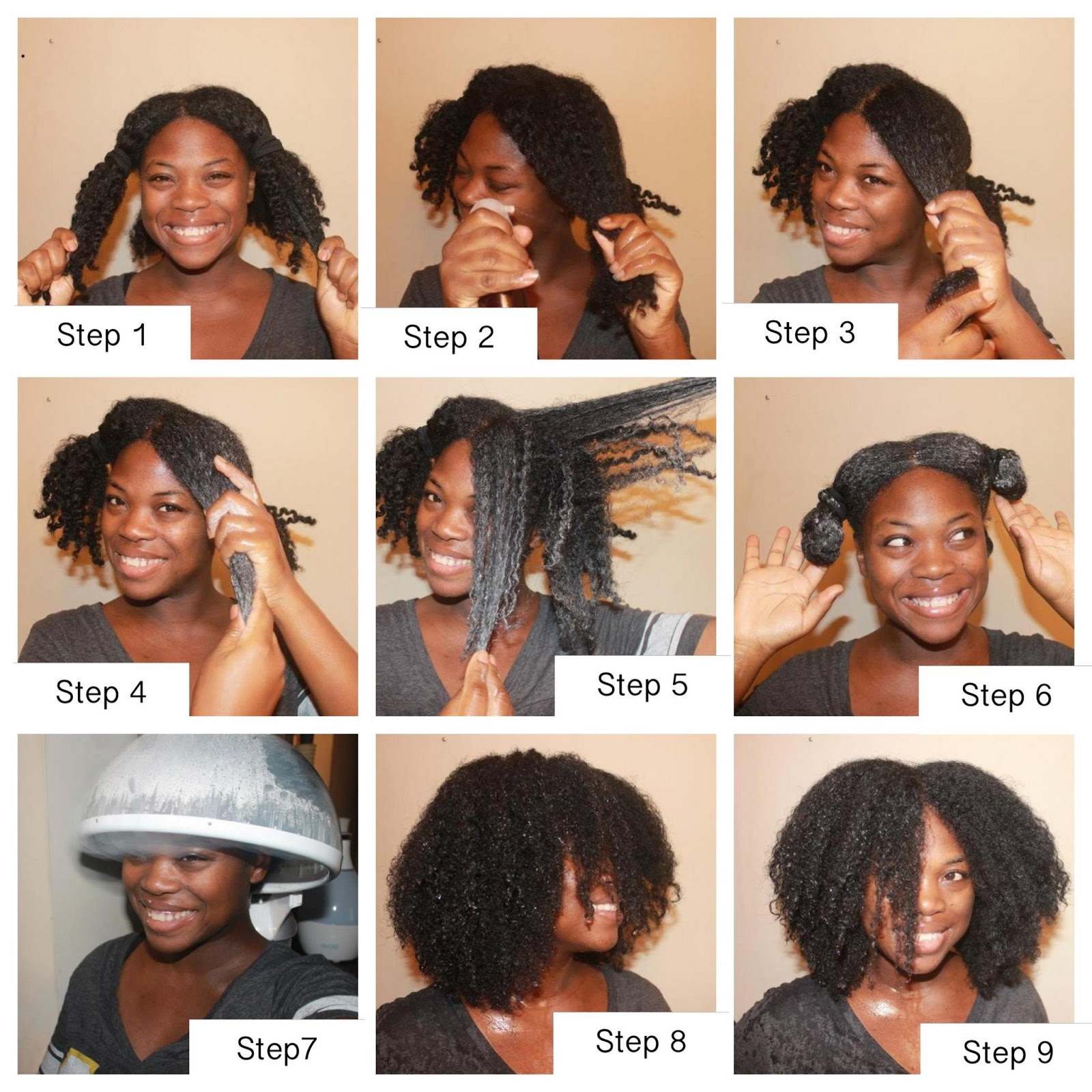 All Things O Natural My Regimen 2017 Hot Oil Treatment For Hair