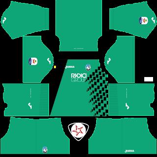 Atalanta BC 2018 - 2019 GK Away Kit