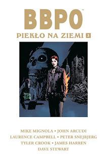 BBPO Piekło na Ziemi 3 okładka albumu