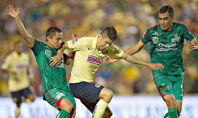 America vs Jaguares en vivo Apertura 2016