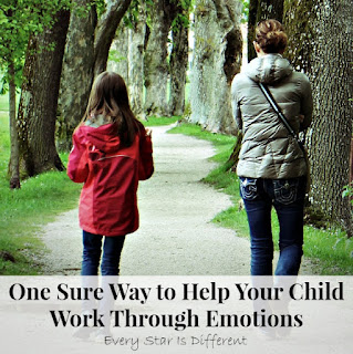 Work through emotions
