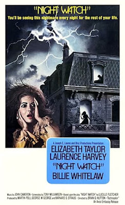 Night Watch (1973) Elizabeth Taylor horror