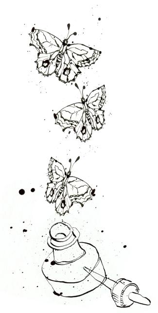 Art by Loreen Leedy: A quick Adobe Illustrator Live Trace