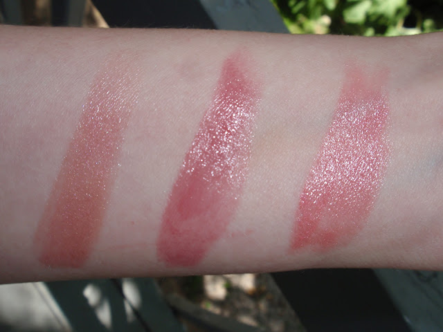 Neutrogena Lip Gloss Swatches