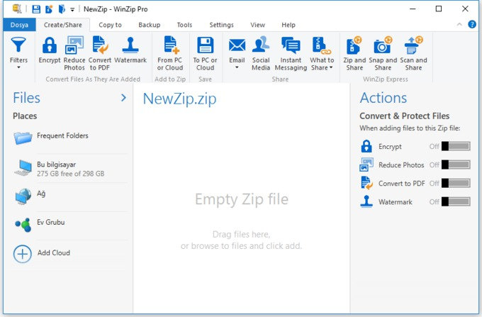 winzip free full version for windows 10