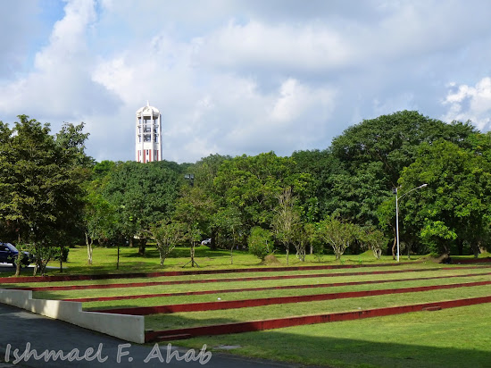The Carillon Tower of UP Diliman
