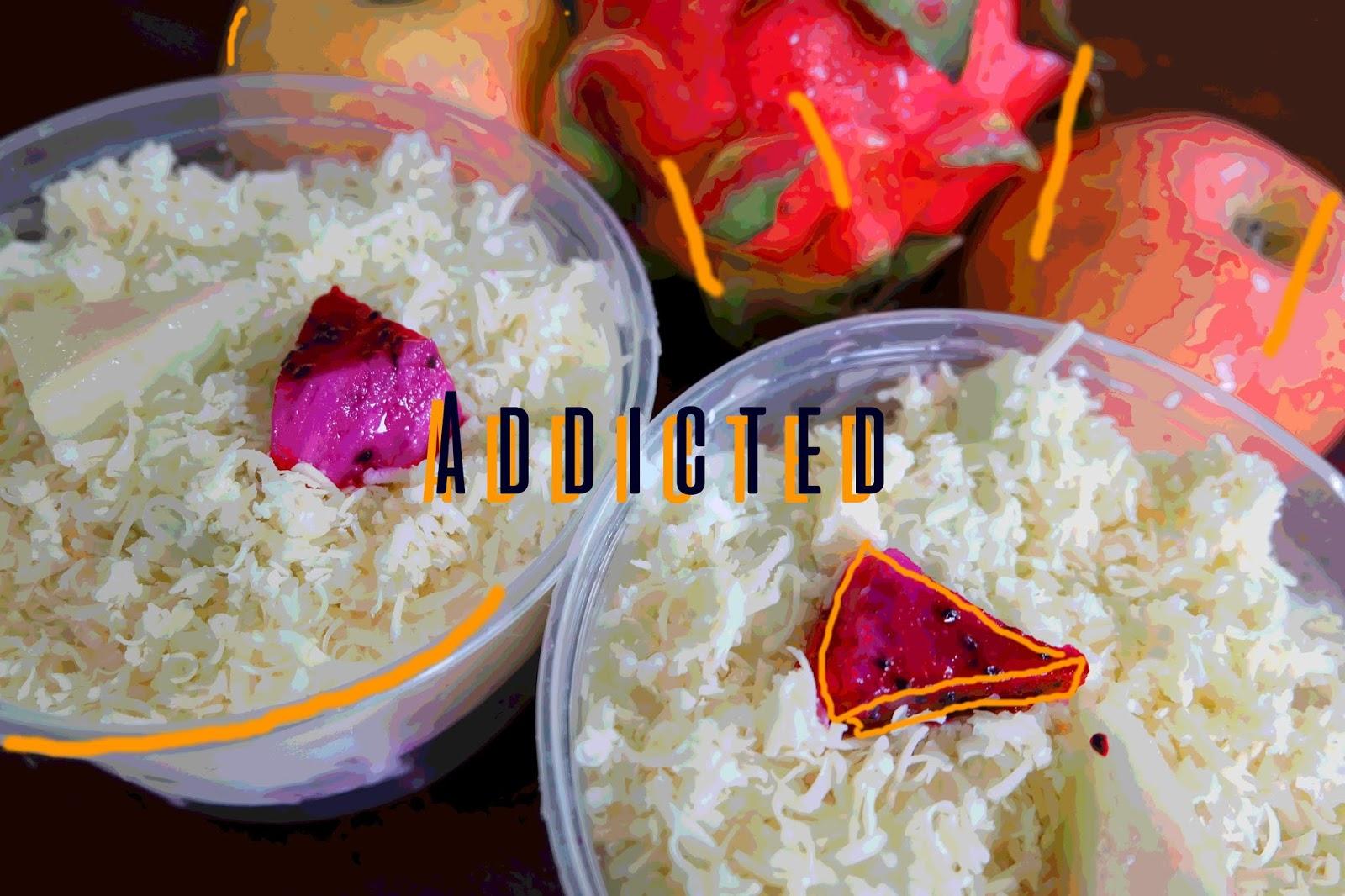 Addicted - Theory of Loving Food 🍓