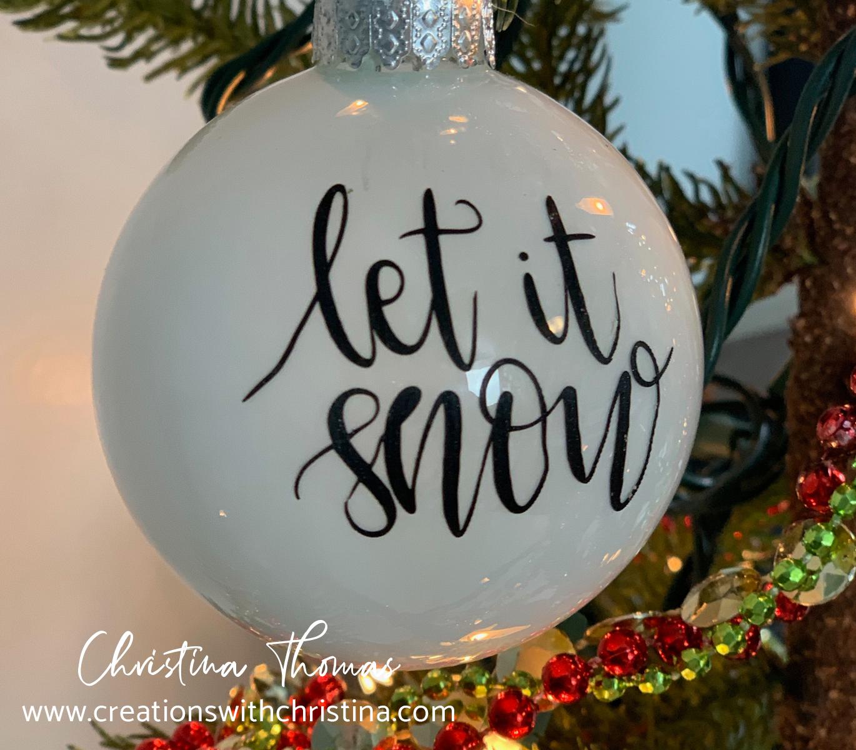 creations with christina christmas ornaments with cricut christmas ornaments with cricut