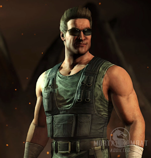 Johnny Cage Commando
