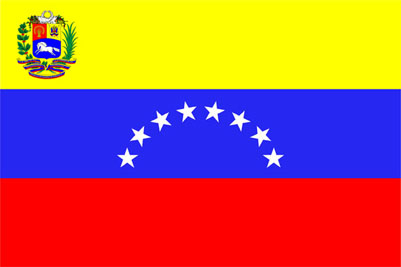 bandera venezuela color