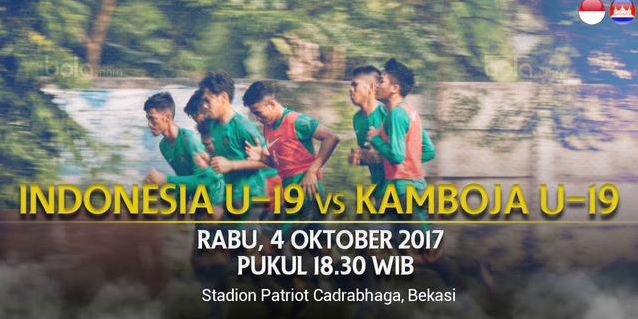 Prediksi Bola Timnas Indonesia vs Kamboja