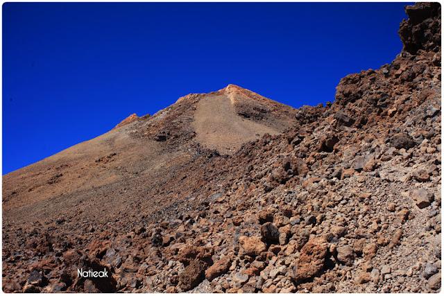 Pic de Teide Ténerife Canaries
