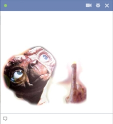 E.T. Emoticon