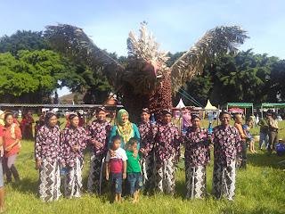 Festival Salak Pondoh Sleman DIY Supported by NONMIN (cintai produk dalam negeri)