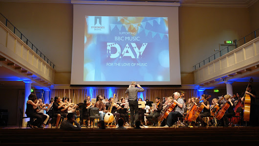 Bristol Symphony Orchestra and BBC Music Day | June 2016