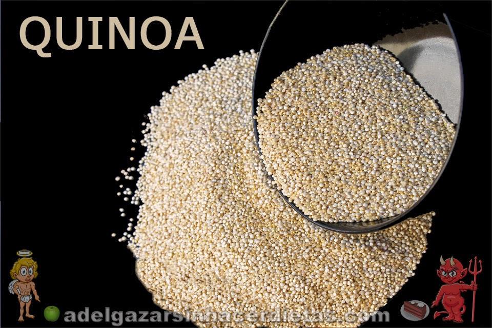 para que sirve la quinoa para adelgazar
