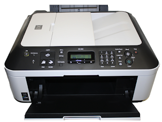 Canon PIXMA MX360 review printer