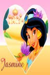 Edible Image Princes Jasmine