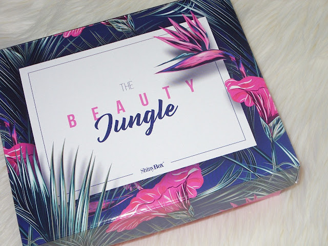 "Shiny Box ""The Beauty Jungle"""