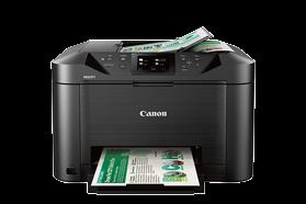 Descargar Drivers Canon Maxify MB5110 Impresora