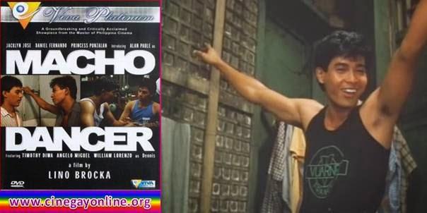 Macho Dancer, película