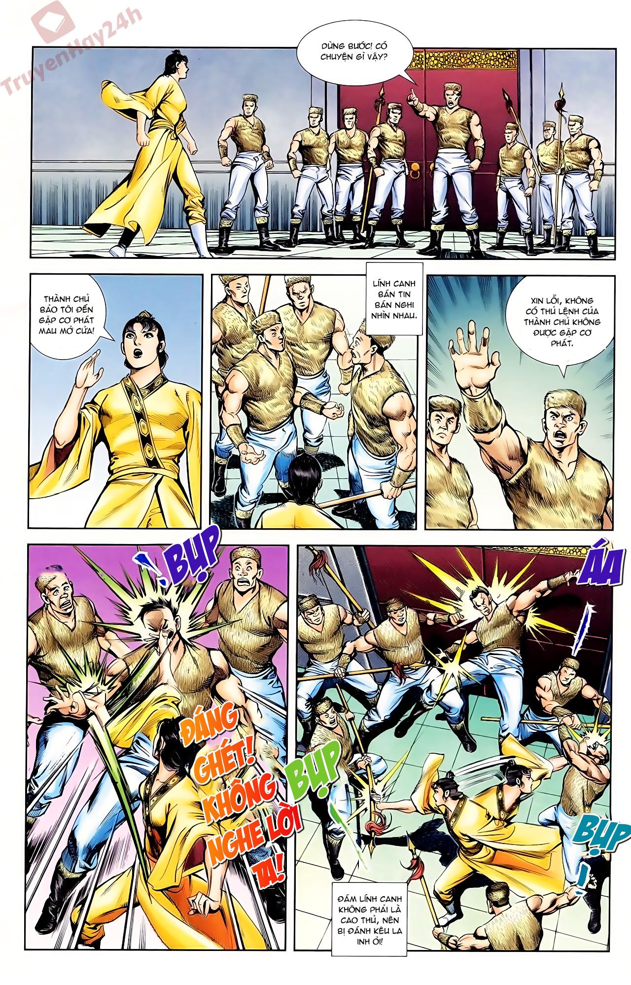 Cơ Phát Khai Chu Bản chapter 61 trang 29