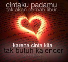 Kata Doa dan Harapan Untuk Kekasih