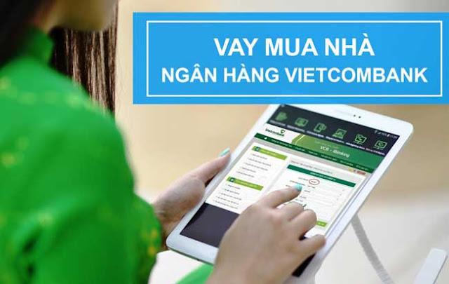 Vay vốn thế chấp ngân hàng Vietcombank